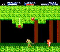 Zelda 2 picture