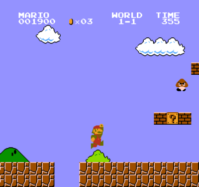 Super Mario Bros picture2