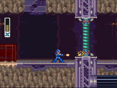 Megaman X2 picture