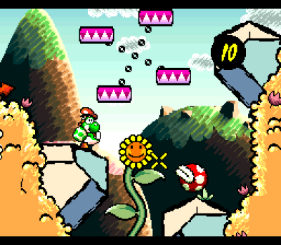 Yoshi's Island picture