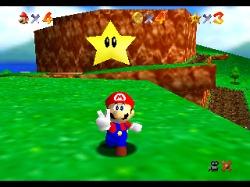 Super Mario 64 pic1