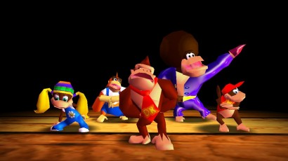 Donkey Kong 64 pic1